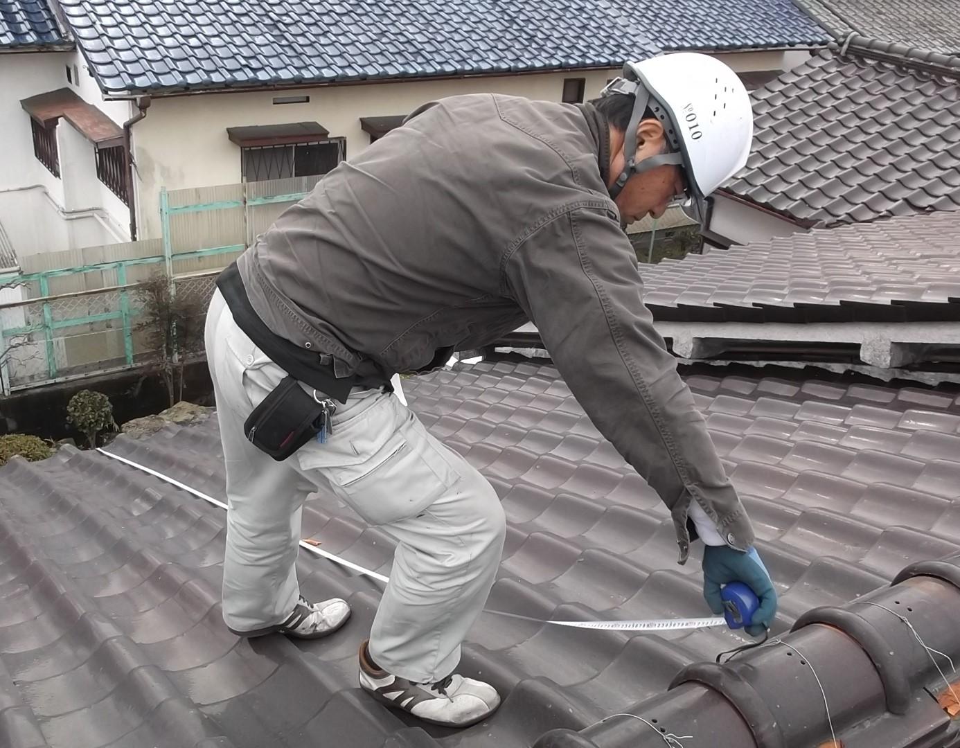 屋根からの雨漏れや葺き替え検討されている方からは調査費用を頂いておりません