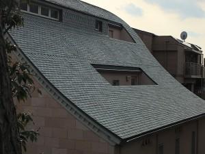 【天然スレートと私】近代的でクリエイティブな建築物に合う天然スレート